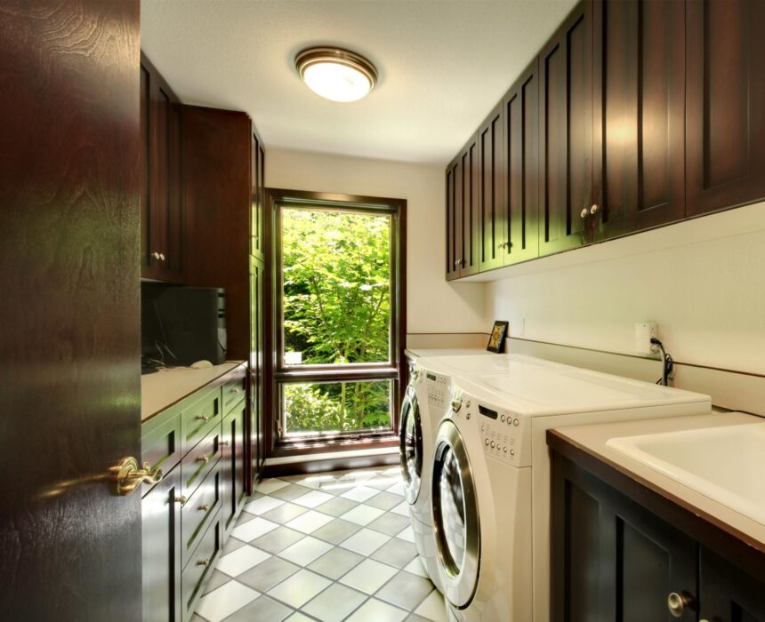 laundry room cabinets, midroom cabinets